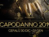 Capodanno 2018-2019 Victoria Palace Cefalù  - Programma